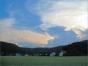 Gewitterwolken über Bulzingen