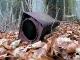 Blechbüchs im Wald