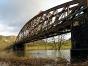 Eisenbahnbrücke Fridingen