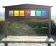 Panorama in sieben Farben