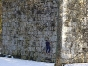 Bouldern an der Konzenberg-Ruine