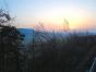 Sonnenuntergang hinter Spaichingen