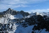 Das Nebelhorn von Westen